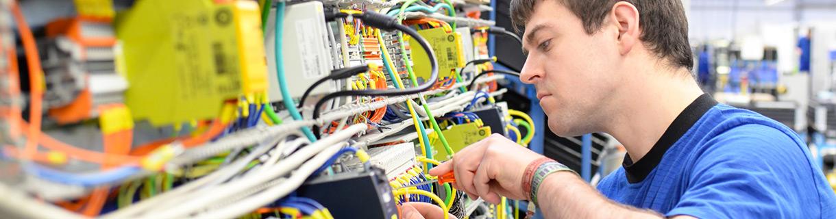 Klaus Scholz Elektrotechnik GmbH: Durch die Verbindung von modernster Technik und präzisem Handwerk, werden wir höchsten Ansprüchen gerecht.